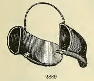 overall view of ear trumpet